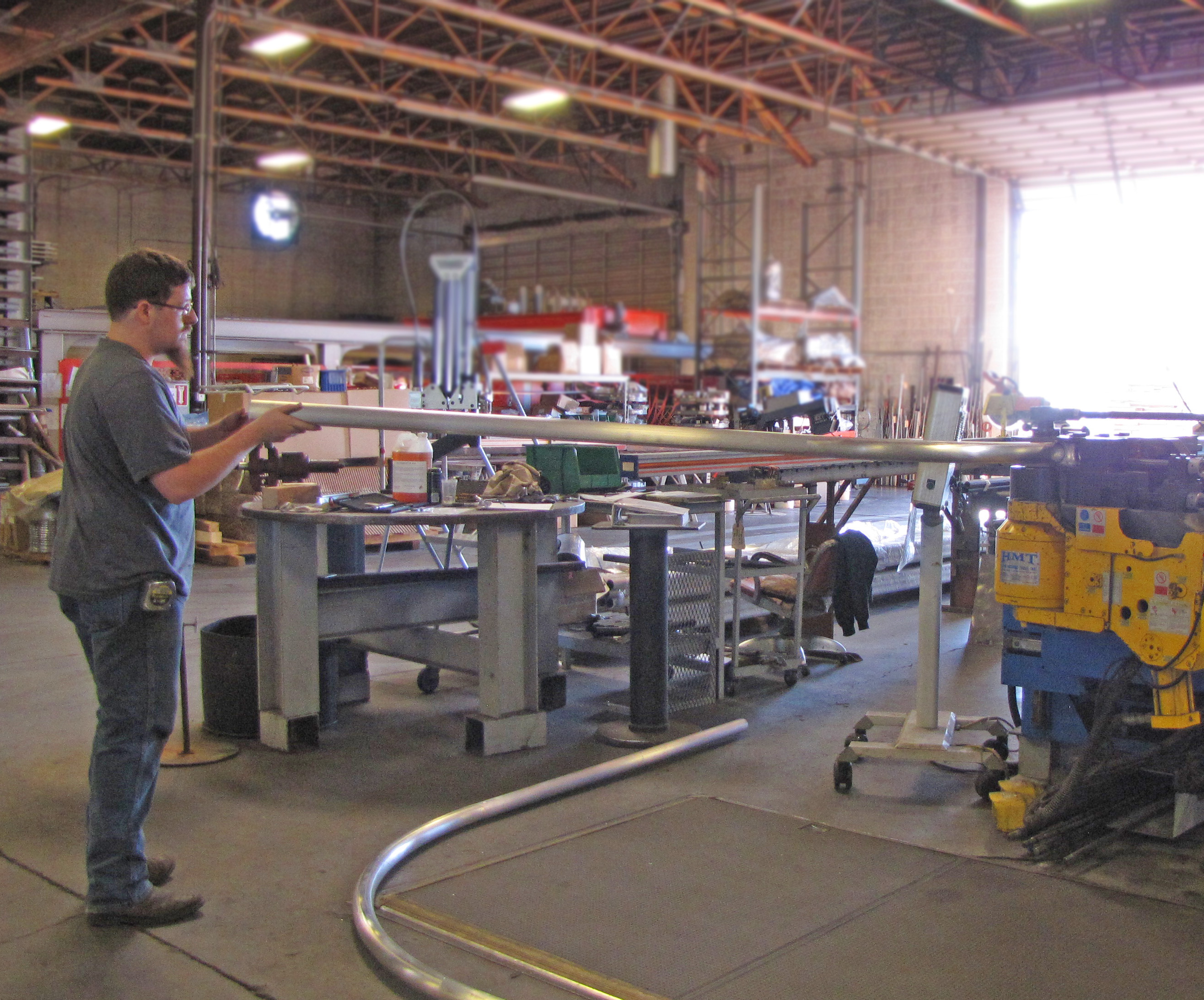 Pipe Bending Service