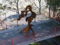 K-zell-Metals-metal-fabricating-Phoenix-Arizona-laser-cut-form-weld-polish-Kiwi-sculpture-2