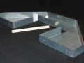 Press-Brake-roll-bend-forming-sheet-angle-channel-complex-precision-custom-Fabrication-Kzell-Metals-Phoenix-Arizona