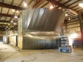 Roll-form-cone-bend-forming-sheet-plate-precision-custom-Fabrication-Kzell-Metals-Phoenix-Arizona-rolls-roll-Fire-Training-Ship-bow