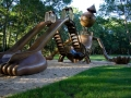 K-zell-Metals-Phoenix-Arizona-Metal-Fabricator-Laser-cut-press-brake-welded-assembly-Tom-Otterness-arizona-bronze-playground