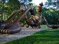 K-zell-Metals-Phoenix-Arizona-Metal-Fabricator-Laser-cut-press-brake-welded-assembly-Tom-Otterness-arizona-bronze-playground