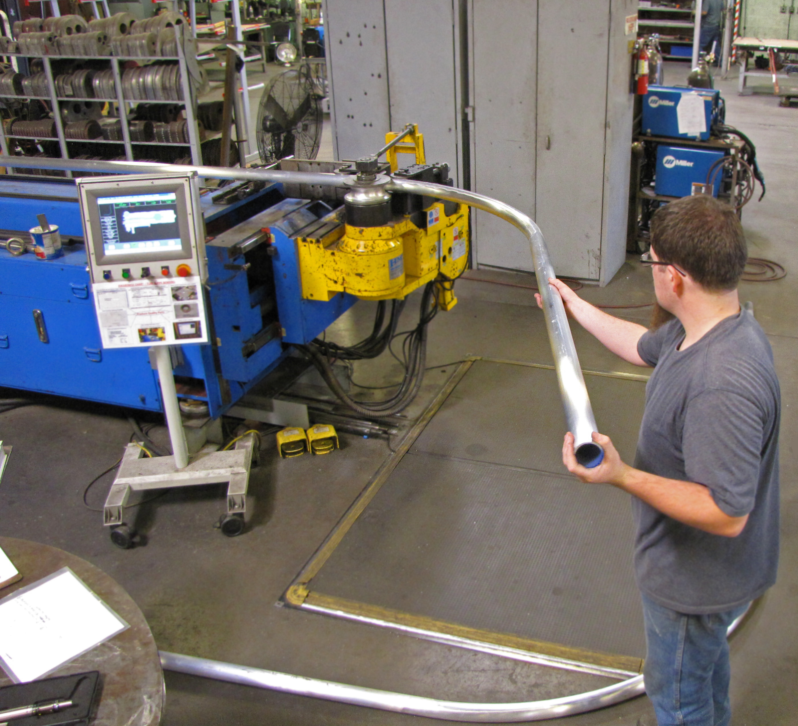 Tube & Pipe Bending Services