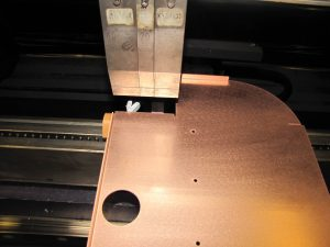 CNC Copper Bending Sheet Metal