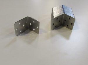 CNC Press Brake Laser Cut Bracket