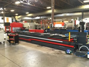 CNC Drilling Milling